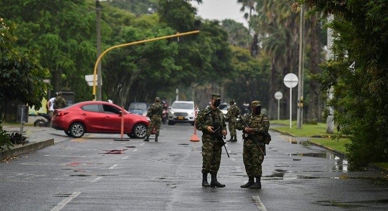 Governo colombiano colocou cerca de 3 mil soldados nas ruas de Cali