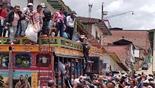 Colômbia: grupos armados fazem mais de 4 mil deixarem suas casas