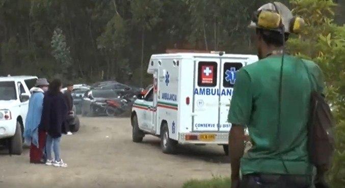 O único sobrevivente do acidente passa bem, segundo autoridades