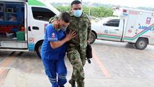 Colômbia: Explosão em quartel do Exército deixa dezenas de feridos