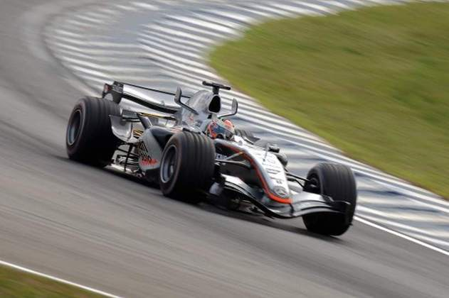 Colômbia - Juan Pablo Montoya - GP do Brasil 2005.