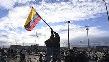 Defensoria confirma 42 mortos em 13 dias de protestos na Colômbia