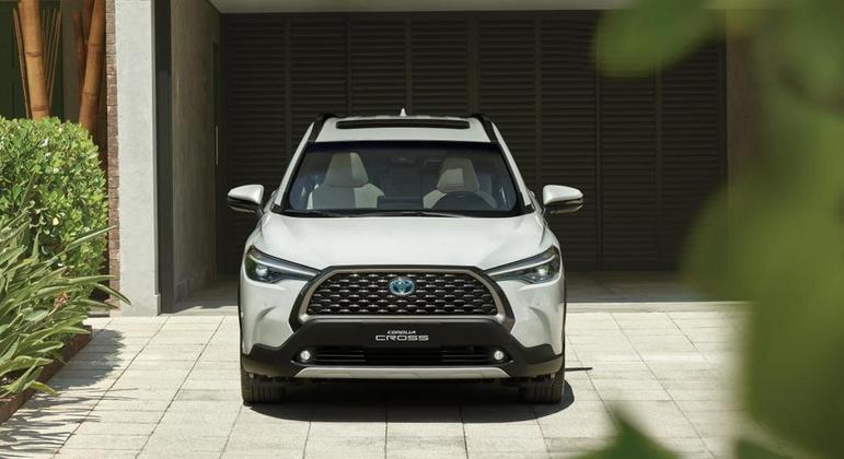 Modelo já está nas concessionárias Toyota com preço sugerido de R$ 192.690