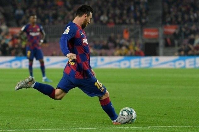 Com a camisa do Barcelona, Messi marcou 731 gols em 634 partidas disputadas e 292 assistências para gols. Seu último gol foi marcado contra o Napoli, pelas oitavas da Champions League, infelizmente sem a presença da torcida por causa da pandemia de Covid-19.