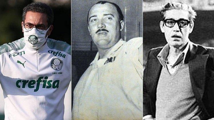 Com a conquista do título estadual com o Palmeiras, Vanderlei Luxemburgo se tornou o treinador com mais títulos na história da competição, com nove. Veja a lista dos técnicos que mais venceram o Paulistão.