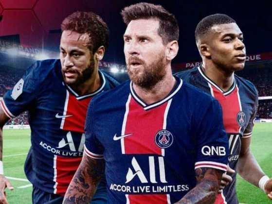 Com a contratação de Lionel Messi, o Paris Saint-Germain formou um dos ataques mais fortes do futebol europeu. O craque argentino se junta a Neymar e Mbappé para formar a poderosa linha de frente parisiense. Qual time tem o melhor ataque do mundo? Compare 15 equipes do Velho Continente!