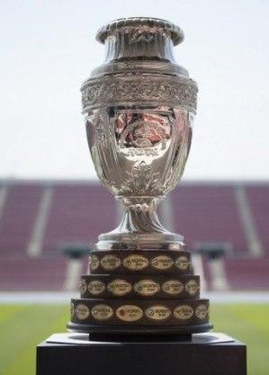 Copa América está programada para começar em 13 de junho