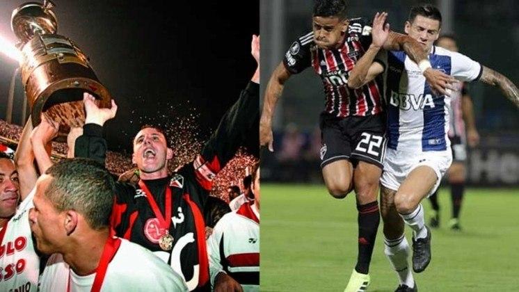 Com a quarta colocação do Campeonato Brasileiro, o São Paulo garantiu o seu lugar na fase de grupos da Libertadores e vai disputar sua 21ª edição da taça continental. Por isso, o LANCE! mostra as campanhas de cada ano do Tricolor no torneio.