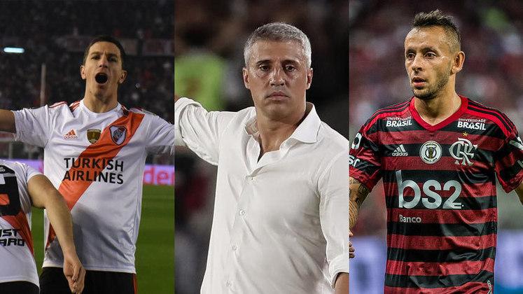 Com a temporada de 2020 chegando ao fim, os times brasileiros começam a se movimentar no mercado da bola. Confira as contratações fechadas e os interesses dos principais times brasileiros nesse período!