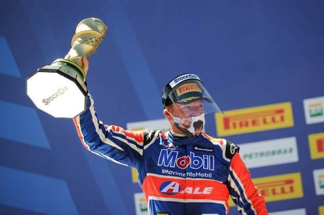 Com a vitória de Barrichello, a Toyota venceu ambas as corridas do dia