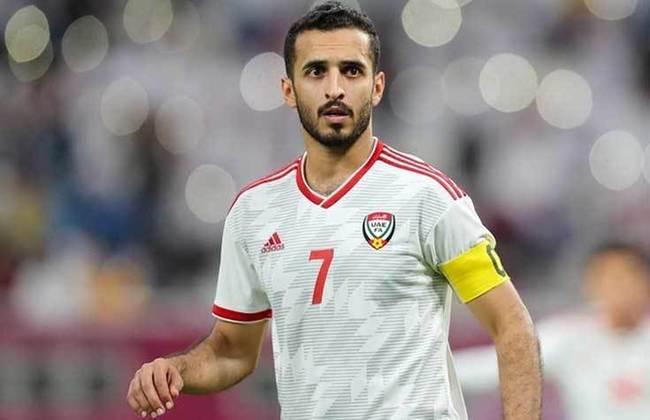 Com apenas 30 anos, Ali Mabkhout ainda pode subir na lista. O jogador marcou um total de 76 gols em 92 jogos pelos Emirados Árabes Unidos