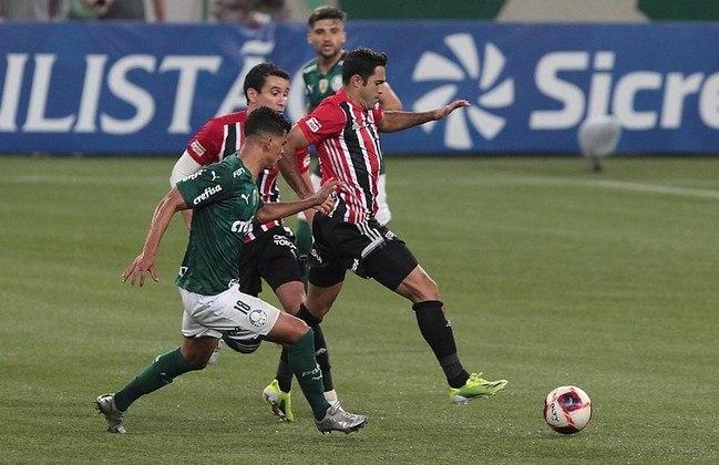 Com Crespo de treinador, o São Paulo voltou a vencer o seu rival, Palmeiras, pelo Paulistão. A última vez que o Tricolor ganhou um Choque-Rei no Campeonato Paulista foi em março de 2009.