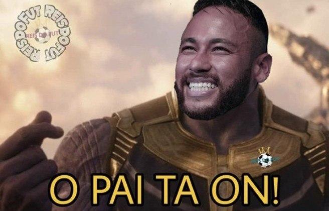 Com direito a hat-trick de Neymar, o Brasil venceu o Peru por 4 a 2, se manteve com 100% nas Eliminatórias para Copa do Mundo do Qatar e fez a alegria dos torcedores nas redes sociais. Não faltaram brincadeiras exaltando o camisa 10 e trocadilhos com o adversário da noite