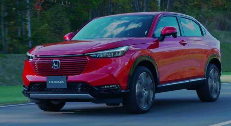 Honda quis deixá-lo mais moderno e jovial