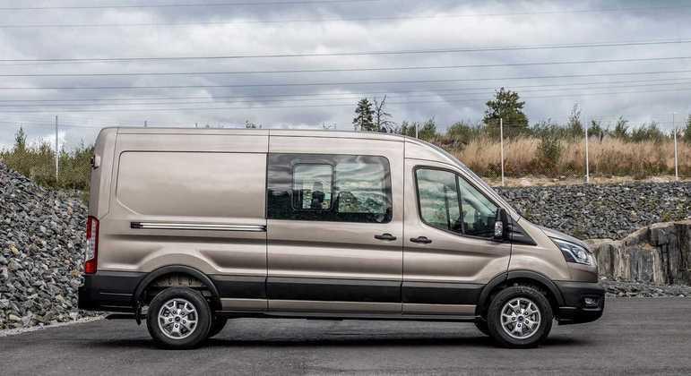 Utilitário deve ser vendido nas versões chassi, minibus, van e cabine dupla