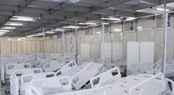 Com isso, a Prefeitura do Recife entrega em seu plano de contingência um total de 106 leitos, a contar com os 65 já entregues no Hospital da Mulher