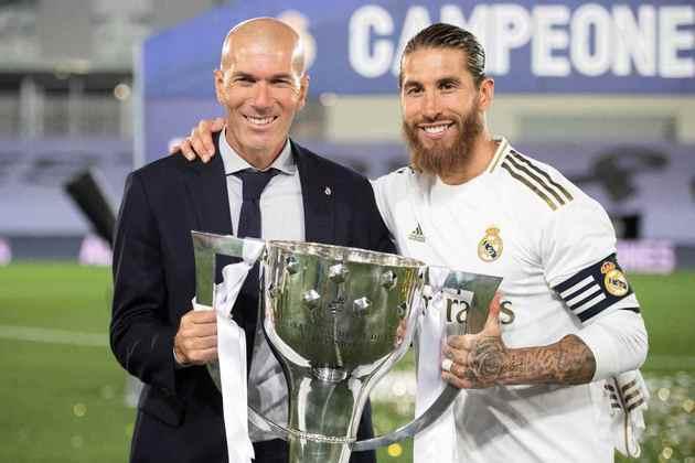 Com mais de 2,1 milhões de tweets, a La Liga (@LaLiga) aparece em oitava na lista, principalmente devido a grande virada do Real Madrid na tabela em busca do título.