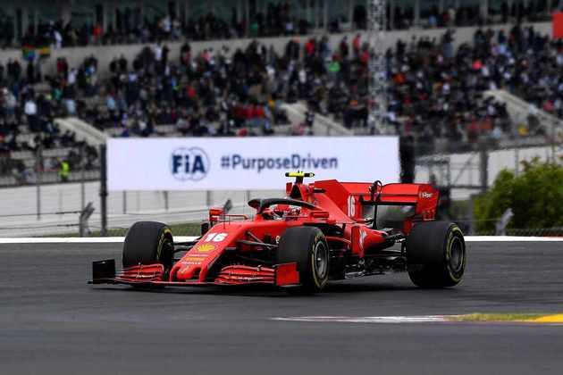 Com o bom resultado, Leclerc ganhou pontos e posições no campeonato 2020