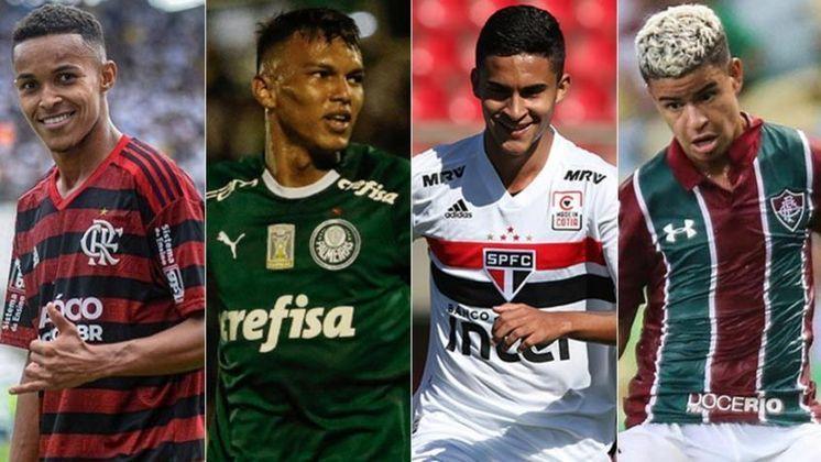 Com o calendário apertado por conta da paralisação do coronavírus, muitos jovens podem receber chances nas equipes ao longo da temporada. Com isso, o LANCE! mostra algumas promessas que podem evoluir nos principais clubes brasileiros durante o ano.