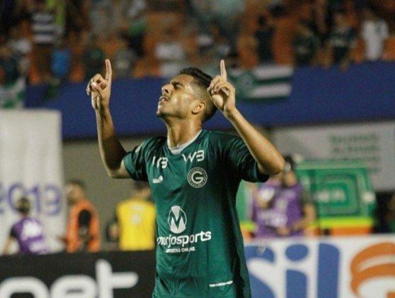 Com o fim da temporada de 2020, o atacante Kaio deixou o Goiás e está sem clube