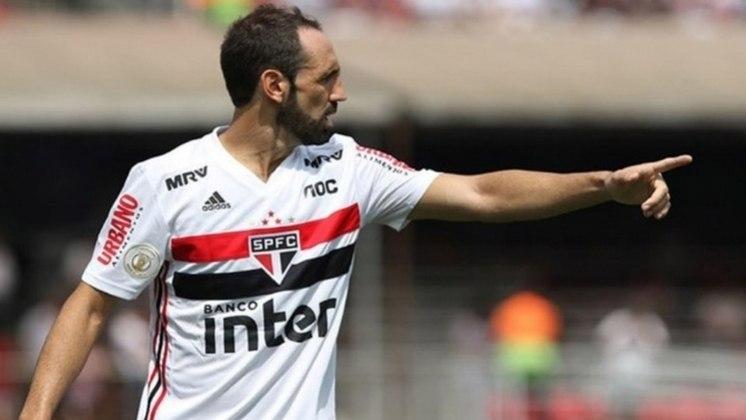 Com o final da temporada de 2020 do futebol brasileiro, marcado pelo encerramento do Campeonato Brasileiro, muitos jogadores tiveram seus contratos encerrados e acabaram ficando sem clube. Confira alguns deles: