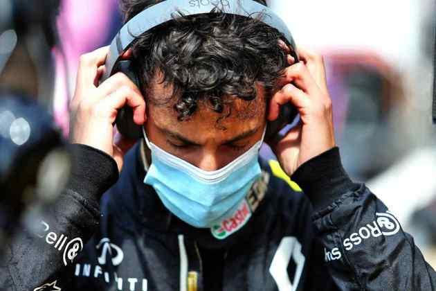 Com o resultado, Ricciardo aparece em nono na tabela