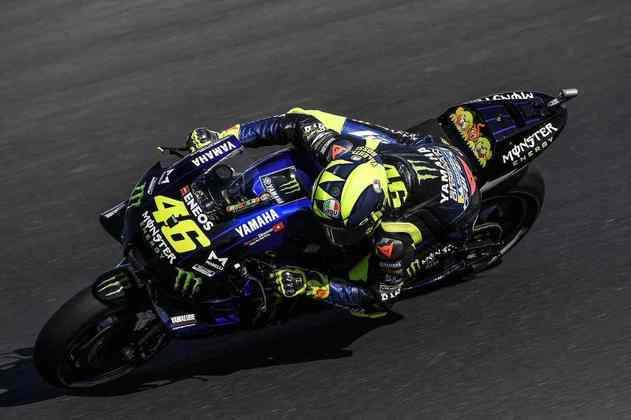 Com o tempo marcado, Rossi garante provisoriamente vaga na fase final da classificação