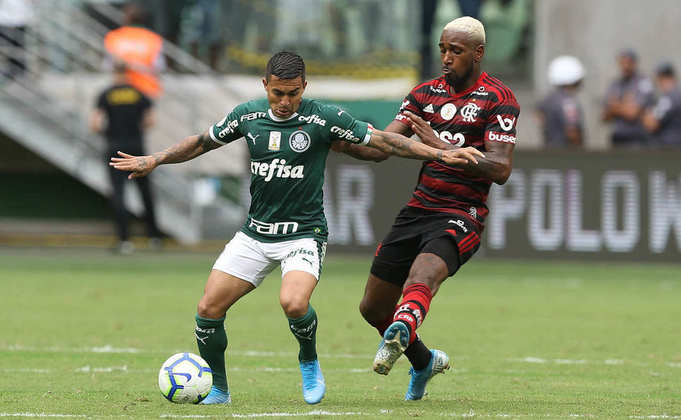 Com os direitos de TV, o Palmeiras