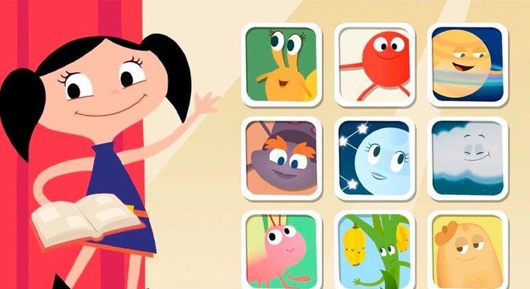 Com os personagens do Show da Luna, o aplicativo é voltado para crianças de 2 a 8 anos, com variados estímulos. Elas podem assistir aos episódios e brincar com os dez jogos diferentes.
