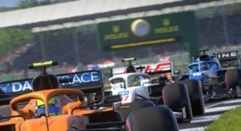 Com problemas, F1 2021 perde ray-tracing no PS5 temporariamente