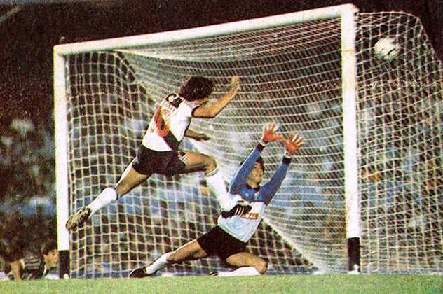 Com todos esses números, Dinamite entrou para a história não só do Vasco como do futebol mundial, segundo a IFFHS (Federação Internacional de História e Estatísticas do Futebol). O ex-jogador é quinto maior artilheiro do futebol mundial em campeonatos nacionais de primeira divisão, com 470 gols em 758 jogos.