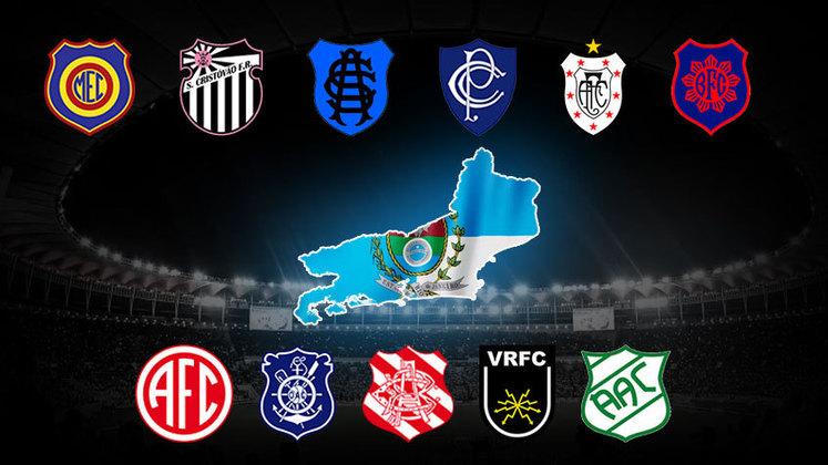 Com um amplo domínio de Flamengo, Fluminense, Vasco e Botafogo ao longo da história no estado do Rio de Janeiro, alguns clubes de menor expressão conseguiram se sobressair e foram campeões de algumas edições do Campeonato Carioca. Confira os clubes, com exceção dos quatro grandes, que conseguiram ser campeões e vice-campeões no estadual do Rio de Janeiro.