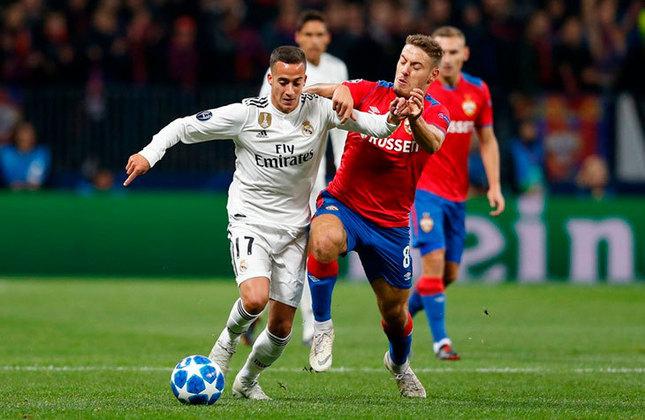 Com um time bastante modificado, pois já estava garantido no mata-mata da Champions League, o Real Madrid de Solari levou um verdadeiro baile da equipe russa no Bernabéu. Schennikov, Sigurdsson e Chalov marcaram os gols.