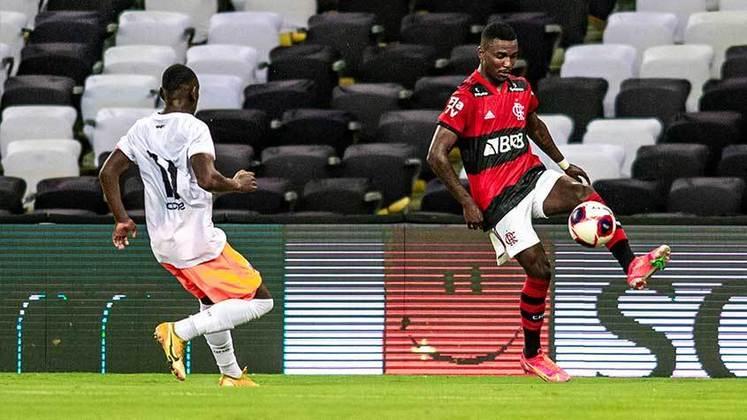Com um time formado por Garotos do Ninho, o Flamengo venceu o Nova Iguaçu por 1 a 0, no Maracanã, na estreia do Carioca. O destaque ficou por conta de Max, autor do golaço. Confira as notas do LANCE! (Por Matheus Dantas - matheusdantas@lancenet.com.br)