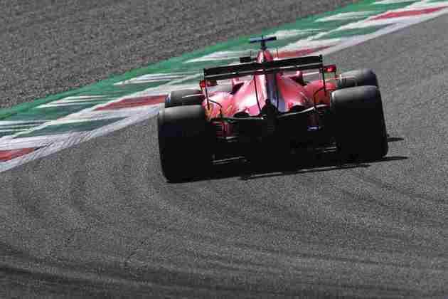 Com Vettel, a Ferrari conseguiu sua pior posição de grid no GP da Itália desde 1962: 17º lugar