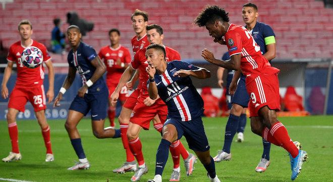 Coman apareceu de surpresa e marcou gol que deu ao Bayern hexa da Champions