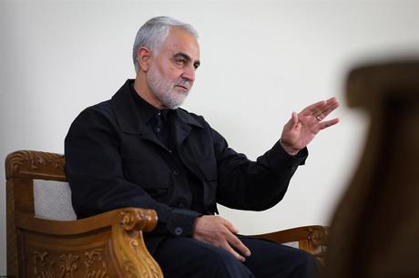 Soleimani é encarregado de operações do Irã no Oriente Médio