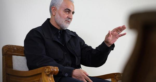 Trump reportedly authorized Soleimani's murder 7 months ago