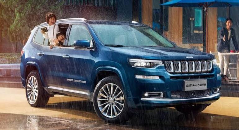 SUV de sete lugares está chegando ao Brasil com produção nacional em Pernambuco