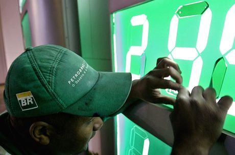 Petrobras anuncia aumento do preço médio do diesel e da gasolina