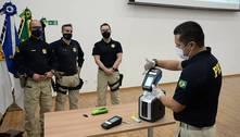 Polícia Rodoviária inicia testes com drogômetros nas rodovias federais