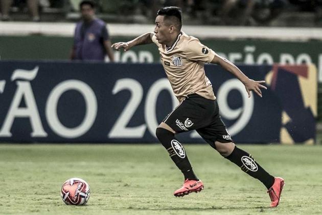 Começamos a lista com Cueva. O meia peruano não deve retornar ao Peixe, que o emprestou ao Malatyaspor, da Turquia até junho de 2021. Seu vínculo com o Santos termina em dezembro de 2022.
