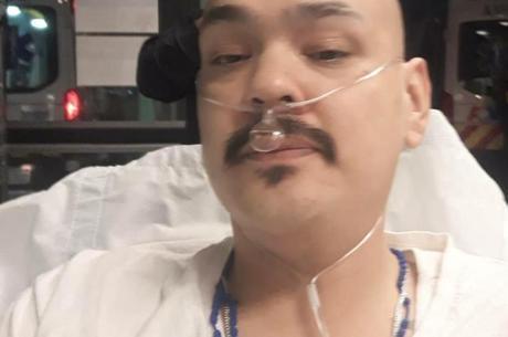 Comediante morreu após luta contra a covid-19