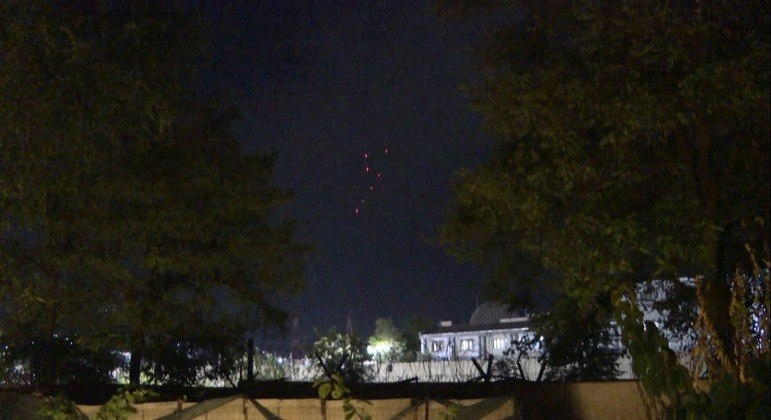 Tiros comemorativos foram ouvidos em Cabul, capital do país