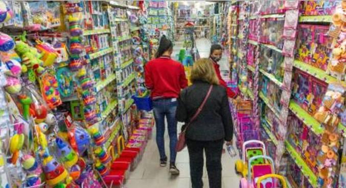 Para 18,8% dos consumidores, a procura será por itens de até R$ 80