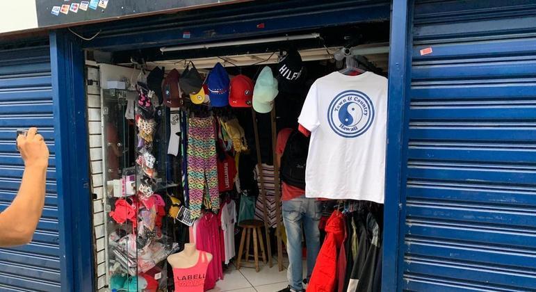 Centro de comércio popular em São Bernardo é alvo de ação do DEIC