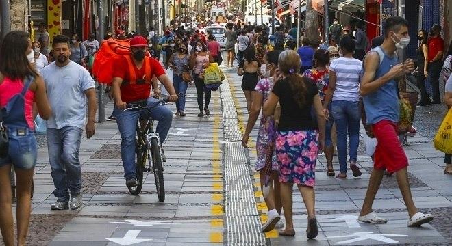 Reabertura do comércio em SP provocou aumento de roubo de celulares