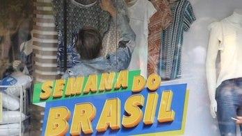 Varejo registra crescimento de 10% com promoções da Semana do Brasil (LUCIANO CLAUDINO/CÓDIGO19/ESTADÃO CONTEÚDO)
