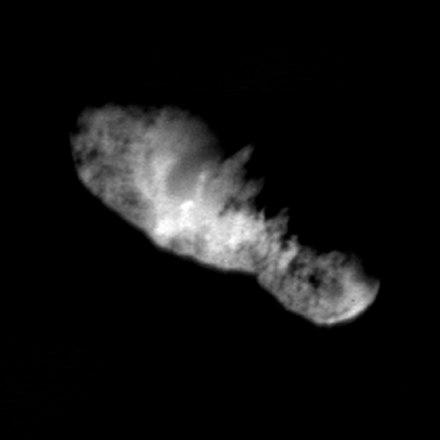 cometa borelly