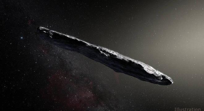 Segundo objeto fora do Sistema Solar foi identificado por observatório espacial no Havaí